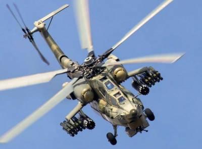 До конца года в армейскую авиацию поступит 120 вертолётов