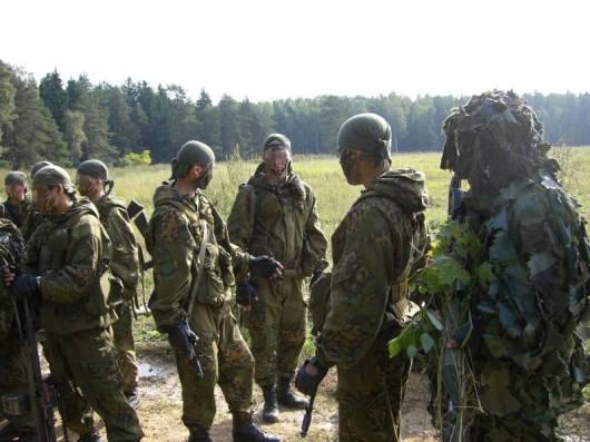 День подразделений спецназа ВС РФ!