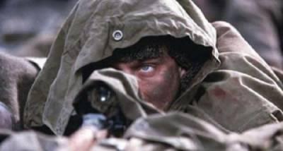 Таинственный снайпер уничтожает бандеровцев в Славянске