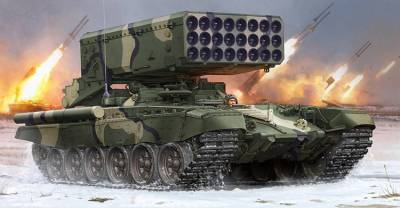 Украинский генштаб испугался «Солнцепёка»
