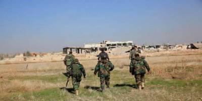 Сирийская армия ведёт успешное наступление в провинции Даръа - на юге Сирии
