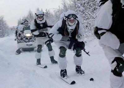 Проведена проверка боеготовности личного состава арктической бригады СФ РФ
