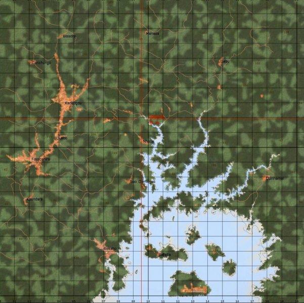 Как сделать остров в арма
