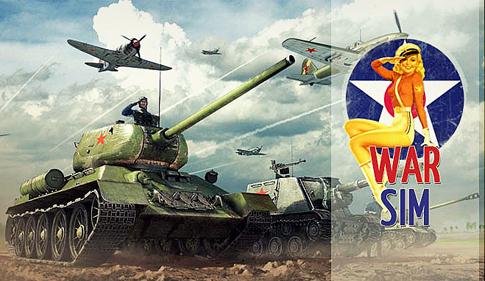 WarSim.ru - Новый сайт об онлайн симуляторах