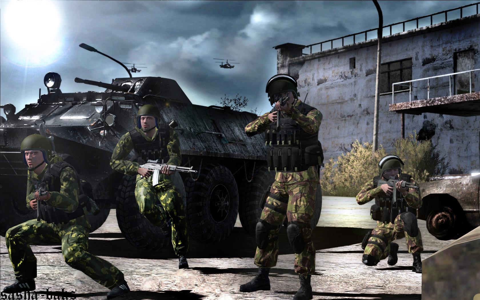 Моды Для Arma 2 Reinforcements